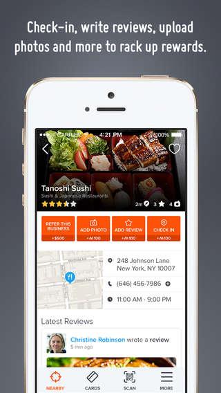 Crowdsourced Reward Apps - MoPals' Rewards App Provides Incentives to Share Photos, Reviews & Posts