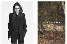Unexpected Celeb Adverts - Riccardo Tisci Unveiled 'Julia Roberts for Givenchy' Editorial for SS15