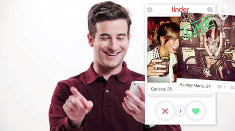 Role Reversal Dating Apps - 'If Tinder Were eHarmony' Pokes Fun of the Hot or Not Swiping App
