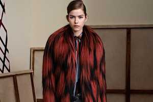 The Gucci Pre Fall 2015 Collection Incorporates Pantone's Color of the Year