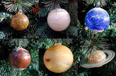 The Solar System Ornaments Make a Great Party Gift for Your Nerdy Friends
