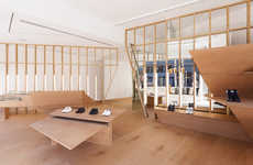 Installation-Inspired Shops - Architect Jordana Maisie Created the New FEIT Flagship Store in NYC