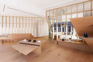 Architect Jordana Maisie Created the New FEIT Flagship Store in NYC