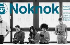 Contact-Revealing Apps - The Noknok App Reveals What Your Friends Have Named You in Their Phones