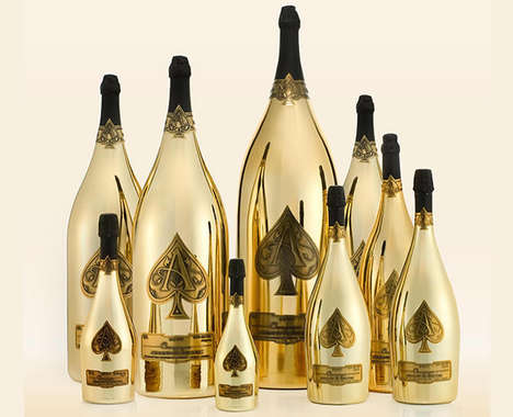 $500,000 Bottle Service