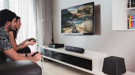 20 Examples of Gaming Home Entertainment - From Versatile Gaming Speakers to Luxuriously Geeky Homes