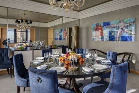 Luxe Jewel-Themed Accommodations - This Luxury Suite at the New York Palace Includes a Diamond Ring