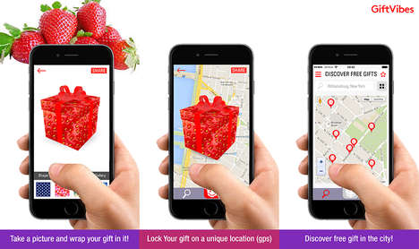 Mobile Gift Transactions - Giftvibes Revolutionizes the act of Gift-Giving