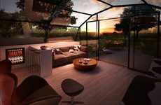 Body Clock-Conscious Homes - The Photon Space Home Helps Residents Embrace Circadian Rhythms
