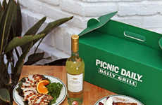 Pre-Packed Picnic Kits