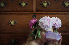Enchanted Girlhood Photography - Heather Evans Smith Documents Her Child's Growth in a Magical Way