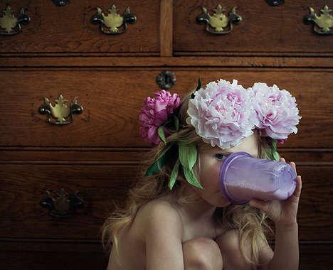 Enchanted Girlhood Photography