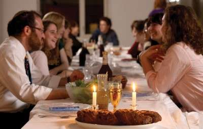 Pre-Packaged Shabbat Meals - The Denver Directors of Chabad-Lubavitch Provide Multi-Course Dinners