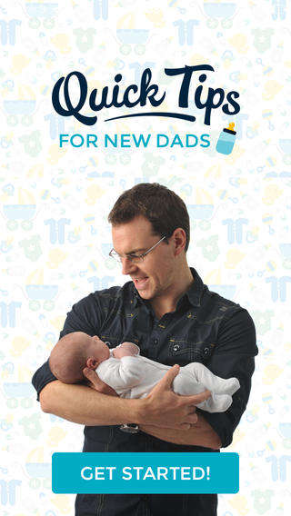 Fatherly Preparedness Apps - This App Provides a Series of Quick Tips for New Dads