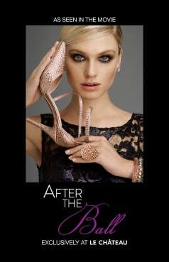 Film-Inspired Fashion Collections - Le Chateau Designs Clothes and Accessories for 'After the Ball'
