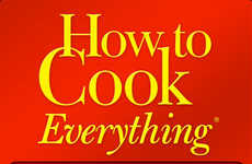 Helpful Cuisine Apps - The How to Cook Everything App Directs Dads-to-Be in the Kitchen