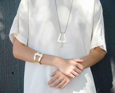 Razor-Edged Jewelry
