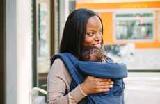 Ecological Baby Carriers - The Ergobaby Organic Collection is Made with Pesticide-Free Materials