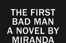 Novel-Referencing Auctions - The Promotional Book Auction is for Miranda July's The First Bad Man