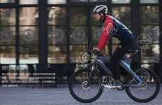 Self-Powered Smart Bikes