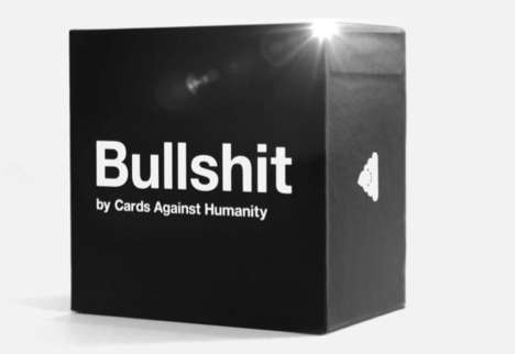 Literal Poop Packages - The Cards Against Humanity Bullshit Product Mocks Consumerism