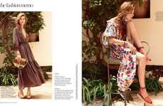 Bohemian Holiday Editorials