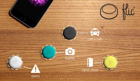 Life-Automating Smart Buttons - Flic is a Shortcut that Performs Any Action with a Simple Click