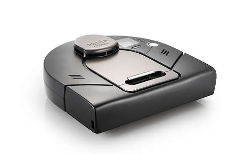 Laser-Guided Vacuums - This Robot Vacuum is Able to Map Out the Rooms of Your House