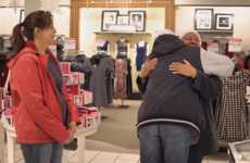Gift-Sharing Stunts - JC Penney's 'The Gift of Giving' Helps Shoppers Gift Other Consumers