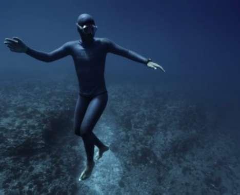 Surreal Scuba Diver Films