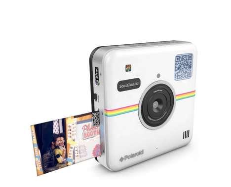Social Media-Focused Cameras