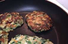 Healthy Chanukah Bites - The Food52 Gluten Free Spaghetti Squash Latkes Incorporate Vegetables