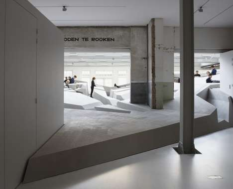 Futuristic Workplace Concepts