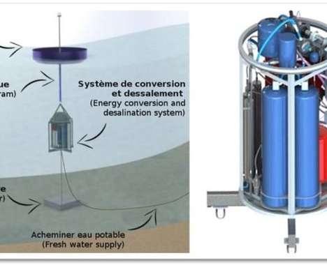 Ocean-Cleaning Machines