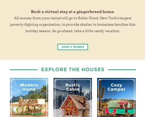 Gingerbread Travel Sites