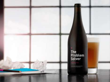 Problem-Solving Brews - The Problem Solver Helps You Drink Your Way to Creative Solutions