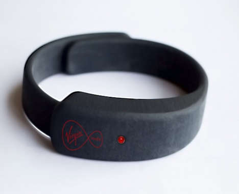 Intelligent Recording Wristbands - The KipstR Wristband Records Your Tv Show After You Fall Asleep
