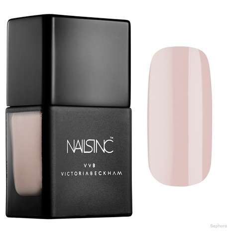 Celebrity Polish Collaborations - The Victoria Beckham X Nails Inc. Line is a Limited Edition Set