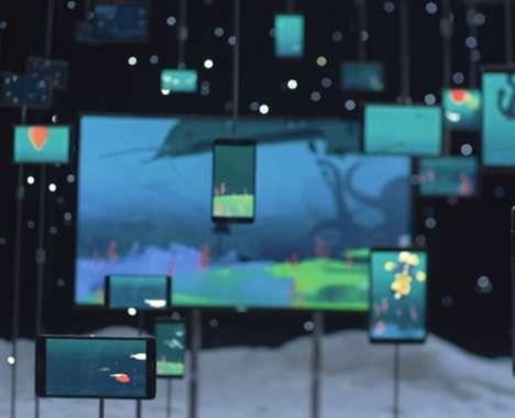 Festive Multi-Screen Ads