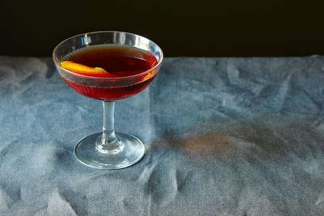Literary Character Cocktails - The Boo Radley Drink is Perfect For Hidden Recluses
