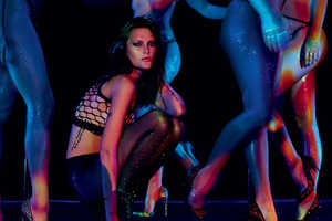 The Vogue Russia Txema Yeste Editorial Includes Daring Poses