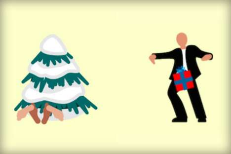 Naughty Holiday Emoticons - Flirtmoji Creates NSFW Festive Emojis for Seasonal Sexting