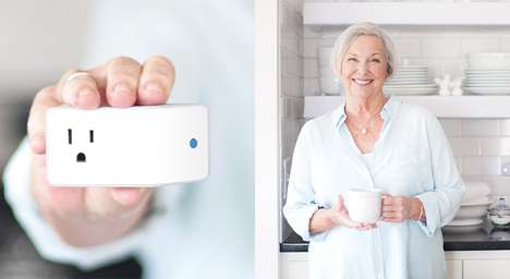 23 Gadget Gifts for Seniors - From Face-Dialing Phones to Motion Sensor Walkers