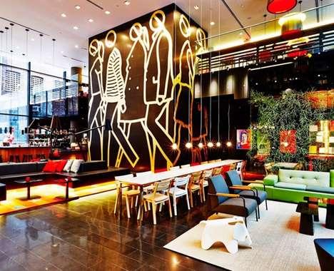 48 Millennial-Friendly Hotels