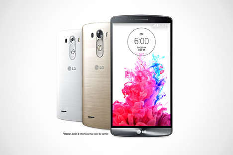 Simple is the New Smart - The LG G3 Phone is Sleek, Stylish and Innovative to Its Core