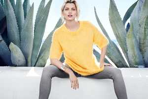 The H & M Sunny Days Campaign Features Plants and Outdoor Views