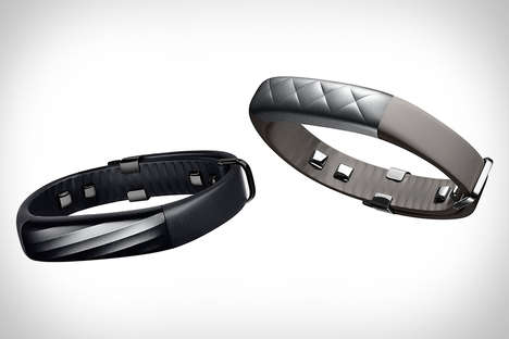 Sensor-Packed Bracelets - The Jawbone UP3 Brings Unparalleled Technology to Your Wrist