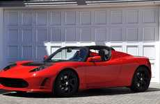 Upgraded Electric Roadsters - The Roadster 3.0 Offers a Vastly Improved Range