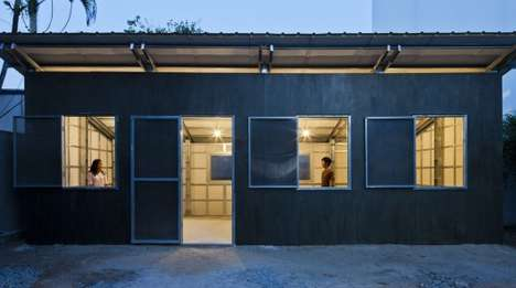 Affordable Prefabricated Homes - The S-House Could Represent Suitable Housing For Vietnam's Poor
