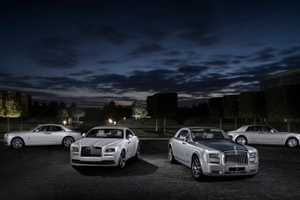 The Rolls Royce Suhail Collection Covers All Rolls Royce Models